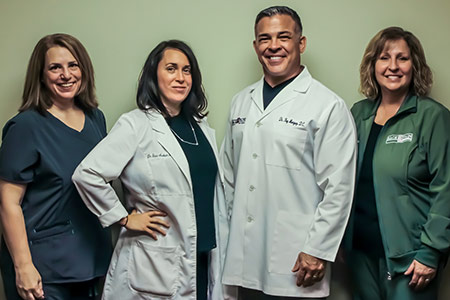 Chiropractic Vineland NJ Back Pain Relief Center Staff