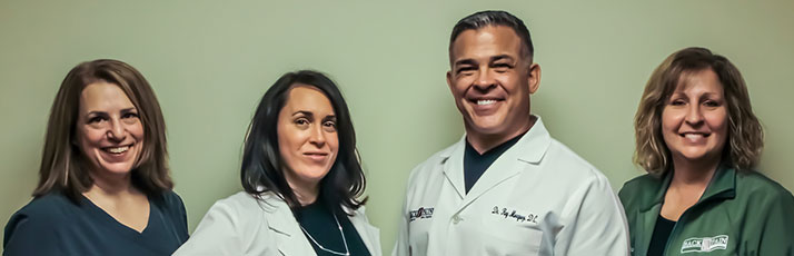 Chiropractic Vineland NJ Staff at Back Pain Relief Center