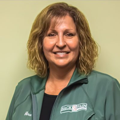Chiropractic Vineland NJ Gina Hagerty Office Manager